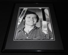 Jack Nicholson looking at film Framed 8x10 Photo Poster
