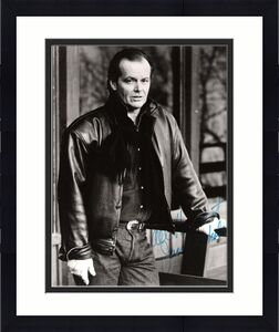 JACK NICHOLSON ONE FLEW OVER the CUCKOO'S NEST Signed 8x10 B/W Photo