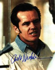 Jack Nicholson Signed 11x14 One Flew Over The Cuckoos Nest Photo