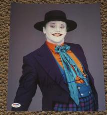 Jack Nicholson Signed 11x14 Photo The Shining Proof Pic Autograph Psa/dna V72605