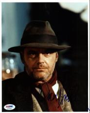 Jack Nicholson Signed 8X10 Photo Autographed PSA/DNA #AA32529