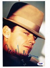 Jack Nicholson Signed 8x10 Photo The Shining Proof Pic Autograph Psa/dna Coa A