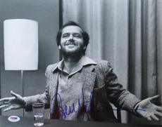 Jack Nicholson Signed Authentic Autographed 11x14 Photo (PSA/DNA) #J03935
