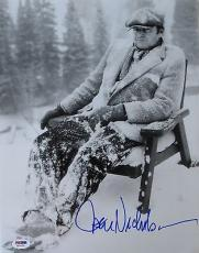 Jack Nicholson Signed Authentic Autographed 11x14 Photo (PSA/DNA) #Q31329