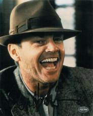 Jack Nicholson Signed Authentic Autographed 8x10 Photo (PSA/DNA) #J64580