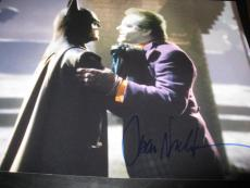 JACK NICHOLSON SIGNED AUTOGRAPH 11x14 PHOTO BATMAN JOKER SHOT COA PROOF 2