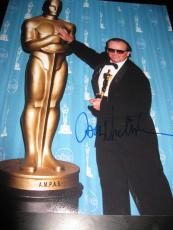 JACK NICHOLSON SIGNED AUTOGRAPH 11x14 PHOTO OSCAR SHOT IN PERSON PROOF COA J