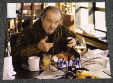 "Jack Nicholson Signed Autograph Classic ""departed"" Scene 11x14 Photo Jsa Y51492"