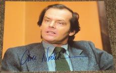 Jack Nicholson Signed Autograph One Flew Over The Cuckoo's Nest 11x14 Photo Coa