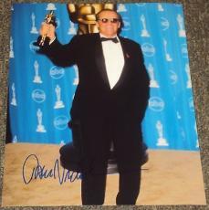 Jack Nicholson Signed Autograph Oscars Academy Award Rare Trophy 11x14 Photo Coa