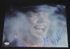 Jack Nicholson Signed Autographed 11x14 Batman The Joker PSA DNA T53447
