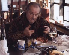 Jack Nicholson Signed Autographed 11x14 Photo Psa/dna  Q31314