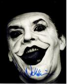 Jack Nicholson Signed - Autographed Batman - Joker 8x10 inch Photo - Guaranteed to pass PSA or JSA