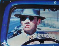 Jack Nicholson Signed Chinatown Authentic 11x14 Photo (PSA/DNA) #Q31320