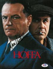 Jack Nicholson Signed Hoffa Autographed Promotional Booklet PSA/DNA #AC78456
