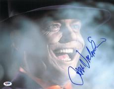 Jack Nicholson Signed Joker Authentic Autographed 11x14 Photo (PSA/DNA) #Q31315