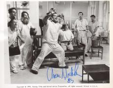 "JACK NICHOLSON Signed ""ONE FLEW OVER THE CUCKOO'S NEST"" 8x10 Photo JSA #Z02662"