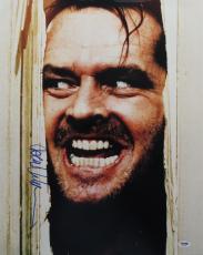 Jack Nicholson Signed The Shining Autographed 16x20 Photo (PSA/DNA) #S56509
