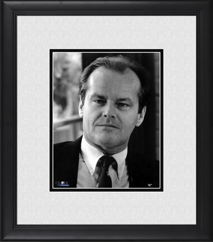 "Jack Nicholson Terms of Endearment Framed 8"" x 10"" Photograph"