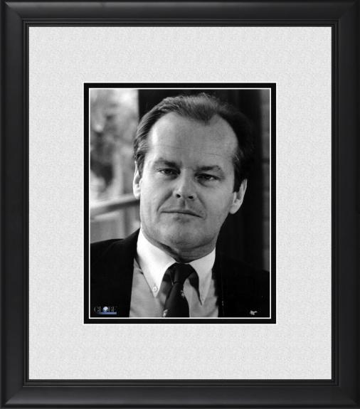 "Jack Nicholson Terms of Endearment Framed 8"" x 10"" Photograph"