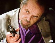 Jack Nicholson The Departed Signed 11X14 Photo PSA/DNA #M61895