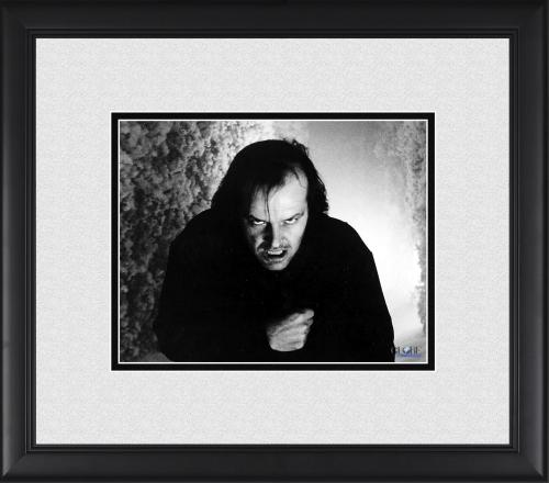 "Jack Nicholson The Shining Framed 8"" x 10"" Evil Photograph"