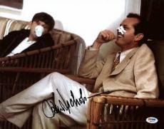 Jack Nicholson The Shining Signed 11x14 Photo Psa/dna #g88757