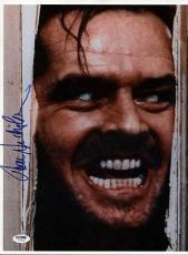 JACK NICHOLSON THE SHINING SIGNED 12x15 PHOTO PSA/DNA #T77894