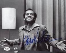 Jack Nicholson The Shining Signed 8x10 Photo Autograph Jsa #f17380