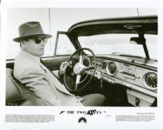 Jack Nicholson The Two Jakes Movie Press Still Photo