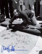 Jack Nicholson Walk Of Fame Signed 11X14 Photo PSA/DNA #H12246