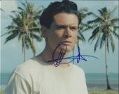"Jack O'Connell  Signed Autographed 8x10 Photo Unbroken Louis ""Louie"" Zamperini A"