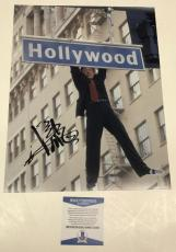 Jackie Chan Signed 11x14 Photo Authentic Autograph Rush Hour Beckett Coa B