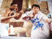 Jackie Chan Signed Autograph 8x10 Photo Rush Hour Promo In Person Coa Auto Ny E