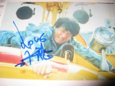 Jackie Chan Signed Autograph 8x10 Photo Rush Hour Promo In Person Coa Auto Ny F