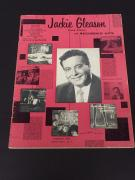 Jackie Gleason Song Album Of Recorded Hits Harms Inc Piano Music 1955 Songbook