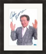 Jackie Mason autographed paper picture 8x10 (Caddy Shack 2, Comedian) Matted & Framed
