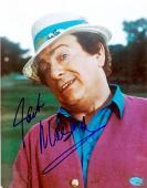 Jackie Mason autographed photo 8x10 (Caddy Shack II)