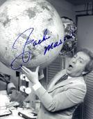 Jackie Mason Autographed Signed Globe Photo UACC AFTAL