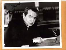 Jackie Mason-signed photo-17