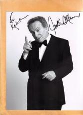 Jackie Mason-signed photo-21