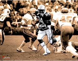 Bo Jackson Autographed Auburn Tigers Spotlight Photo - 11x14