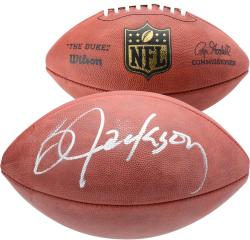 Oakland Raiders Bo Jackson Autographed Duke Football - Mounted Memories