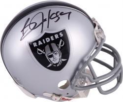 Bo Jackson Oakland Raiders Autographed Riddell Mini Helmet