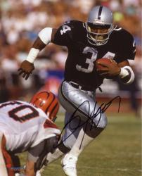Bo Jackson Autographed Raiders 8x10 Photo