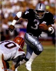 Bo Jackson Autographed Photo vs Bengals - 16x20