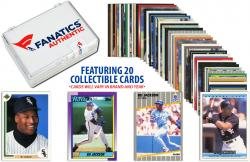 Bo Jackson-Kansas City Royals- Collectible Lot of 20 MLB Trading Cards - Mounted Memories