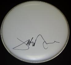 Jackson Browne Signed - Autographed Drum Head