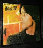 Jackson Browne Hold Out Music Album Cover Vintage Pin Button Rare Authentic A