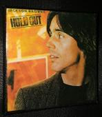 Jackson Browne Hold Out Music Album Cover Vintage Pin Button Rare Authentic B